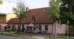 Speckers Landhaus außen