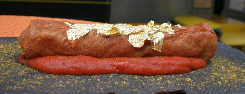 Currywurst Piep Gold