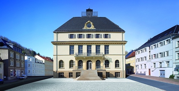 Uhrenmuseum Glashuette 19.02.2008