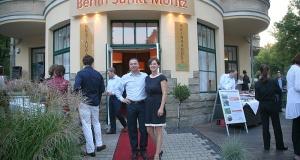 Restarant Sankt Moritz