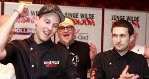 Junge Wilde - Adlon - Gewinner