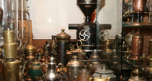 Kaffeemaschinen Sammlung