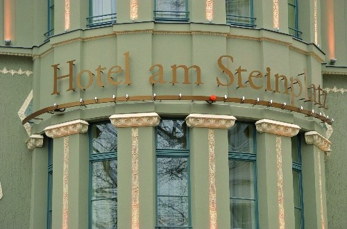 Hotel am Steinplatz in Berlin