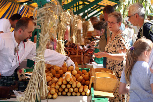 Gourmetfestival Poznan