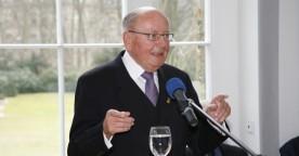 Prof. Dr. med. vet. Dr. h. c. mult. Dieter Großklaus - ehem. Präsident des Bundesgesundheitsamtes