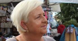 Andrea Lehmann - italienische Öko-Olivenölproduzentein, Lodge-Vermietung