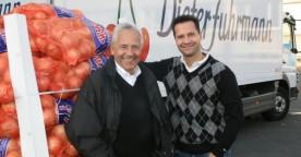 Dieter und Marcus Fuhrmann - Spezialisten für Obst und Gemüse