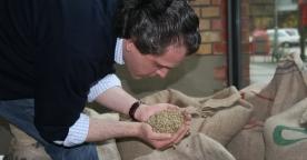 Alexannder Sager - Kaffeeröster und -kenner