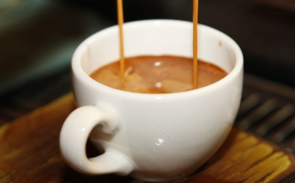Tasse Kaffee Crema
