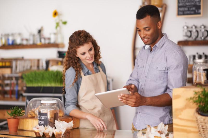 Auch Personalplanung und Buchführung gehören zu den Aufgaben eines Chefs