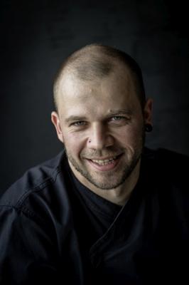 Spitzenkoch Chris Züger