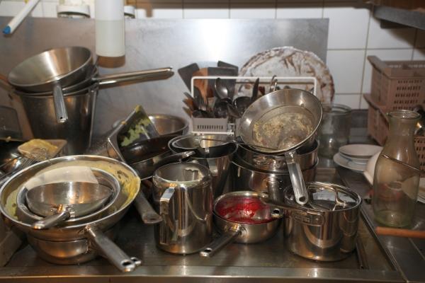 Reinigung Gastronomie004