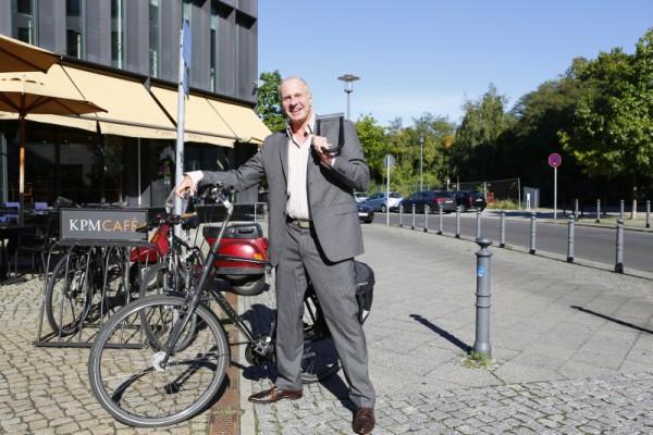 Juryvorsitzender Stefan Elfenbein
