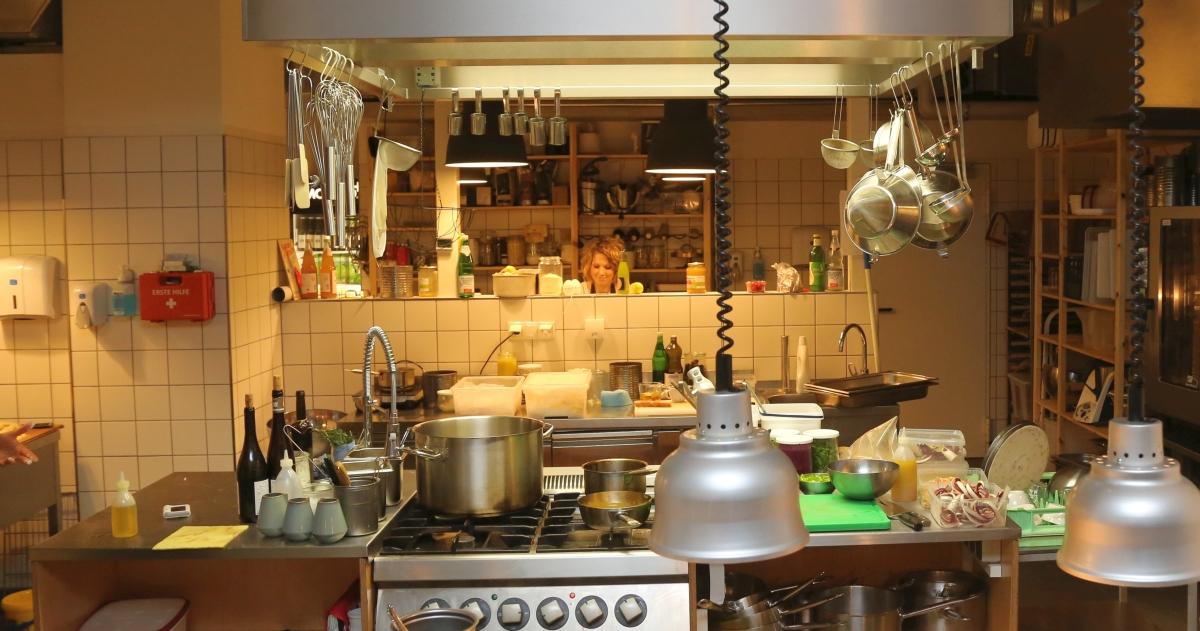 Alter Herd, was tun? Finanzierung effizienter Küchengeräte - Garcon ...