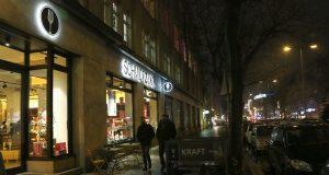 Abends bei SchmidtZ & Ko. außen