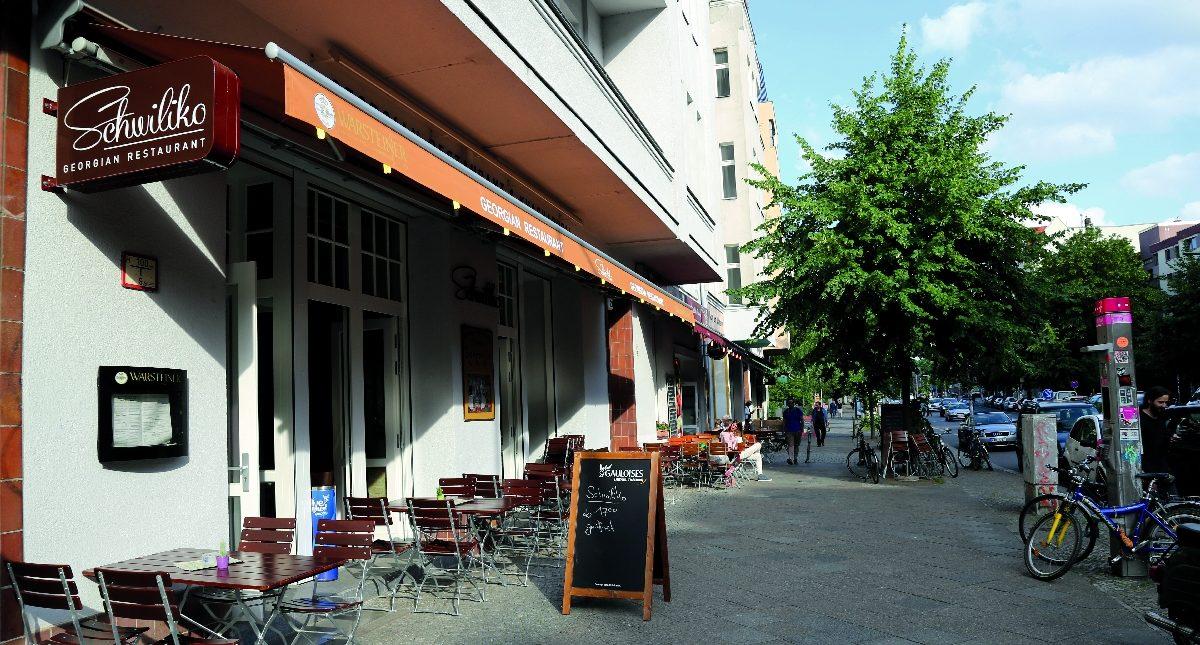 georgische küche im schwiliko - genussnetzwerk - Georgische Küche Berlin