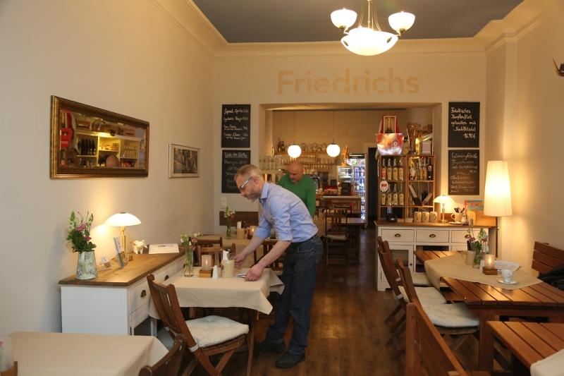 Fränkisches Restaurant Friedrichs Wirtschaft