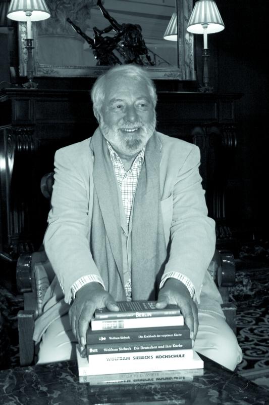 Portrait Wolfram Siebeck