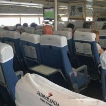 2 Ankunft Katamaran nach Rab auf Insel Rab © garcon24 (0)
