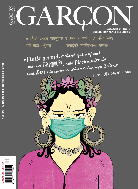 Magazin GARCON Nr. 54