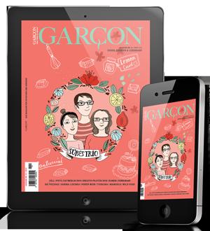 Genuss für unterwegs - GARCON-Magazin-APP