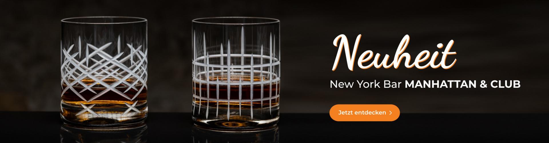 Stölzle Glas New York Bar